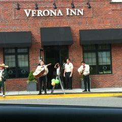 Photo taken at Verona Inn by Jo Jo B. on 5/5/2012