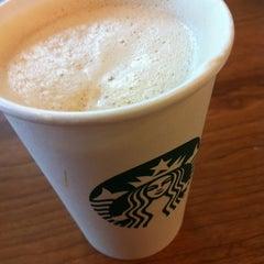 Photo taken at Starbucks by Jason P. on 5/10/2012