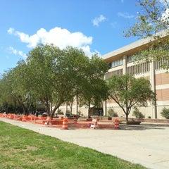 Photo taken at Indiana University-Purdue University Indianapolis by Torri S. on 8/17/2012
