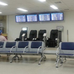 Photo taken at Terminal 2 (TPS2) by Fabio V. on 9/12/2012