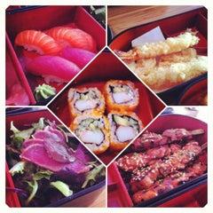 Photo taken at Sushi Tei by Nathalie S. on 8/11/2012