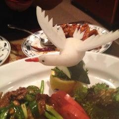 Photo taken at Hunan by Marimar on 9/1/2012