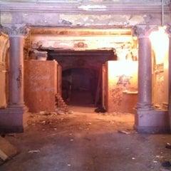 Photo taken at Divine Lorraine Hotel by Ariel R. on 9/12/2012