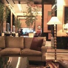 Photo taken at Hotel Mulia Senayan, Jakarta by Raymond P. on 7/15/2012