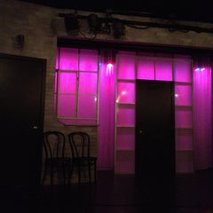 Photo taken at Second City Hollywood by Taquita L. on 4/3/2012