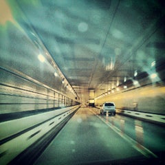 Photo taken at Lincoln Tunnel by Milton on 9/1/2012