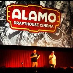 Photo taken at Alamo Drafthouse Cinema by bobb x h. on 2/25/2012