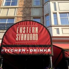 Photo taken at Eastern Standard by Joe on 8/2/2012