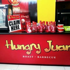 Photo taken at Hungry Juan by Mae M. on 3/6/2012