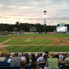 Photo taken at Fifth Third Ballpark by Sam on 7/8/2012