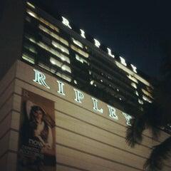 Photo taken at Ripley by Manuel L. on 5/9/2012
