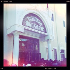 Photo taken at The Howard Theatre by gravity 5. on 4/9/2012