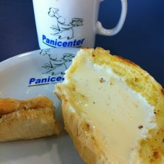 Photo taken at Panicenter Pães e Doces by Vitor L. on 5/4/2012