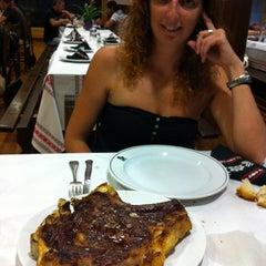 Photo taken at Izeta Sagardotegia by Pepe C. on 8/16/2012