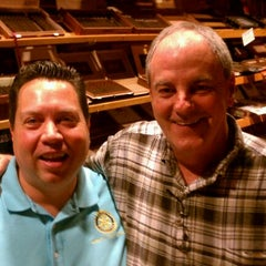 Photo taken at Harry's Cigar & Brew by Kitty H. on 2/3/2012