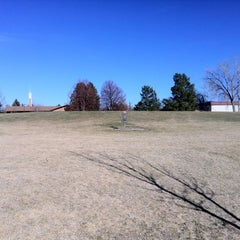 Photo taken at Expo Park by Kevin C. on 3/24/2012