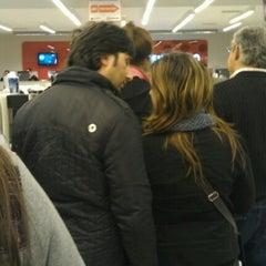 Photo taken at Musimundo by Pablo B. on 6/16/2012