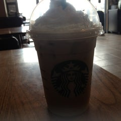 Photo taken at Starbucks by FeFe L. on 4/15/2012