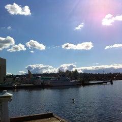 Photo taken at The Bristol Docks by Linda C. on 6/20/2012
