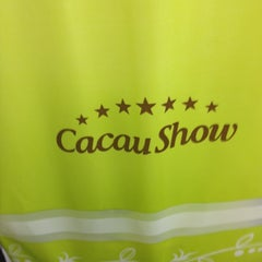 Photo taken at Cacau Show by Emerson O. on 3/31/2012