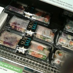 Photo taken at Pret A Manger by Claire B. on 5/9/2012