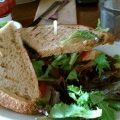 Photo taken at Café Bernardo Midtown by Jess V. on 5/29/2012