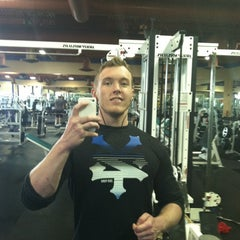Photo taken at 24 Hour Fitness by Chris A. on 4/21/2012