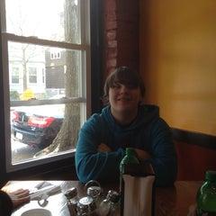 Photo taken at Basta Pasta by Jim T. on 4/25/2012