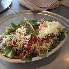 Photo taken at Chipotle Mexican Grill by Karen W. on 3/22/2012