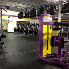 Photo taken at Planet Fitness by Richard J. on 6/3/2012