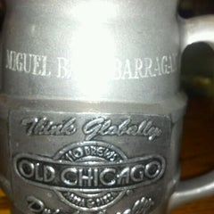 Photo taken at Old Chicago by Miguel Baca B. on 7/15/2012