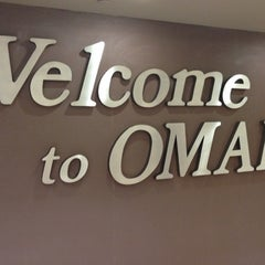 Photo taken at Omaha Eppley Airfield (OMA) by Tim M. on 6/24/2012