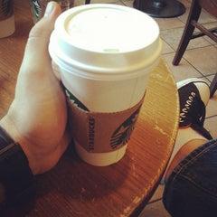 Photo taken at Starbucks by Joe F. on 3/7/2012