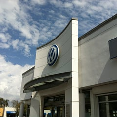 Photo taken at Kuhn Honda VW by Jim C. on 2/27/2012