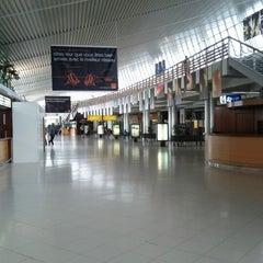 Photo taken at Aéroport Aimé Césaire (FDF) by Laurent R. on 7/19/2012