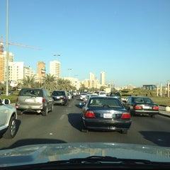 Photo taken at Gulf Street by Ayman L. on 2/21/2012