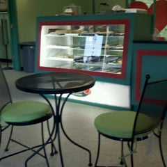 Photo taken at La Famiglia Bakery by Charles H. on 6/8/2012