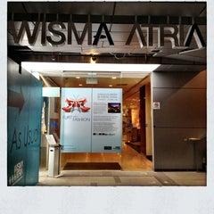 Photo taken at Wisma Atria by Pitt C. on 4/11/2012