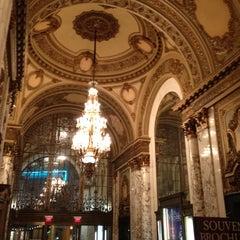 Photo taken at Boston Opera House by Tad L. on 3/23/2012