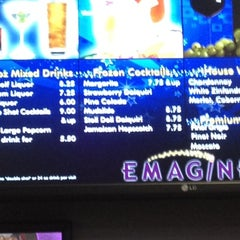 Photo taken at Emagine Woodhaven by Allison K. on 7/20/2012