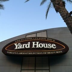 Photo taken at Yard House by Mario L. on 7/15/2012