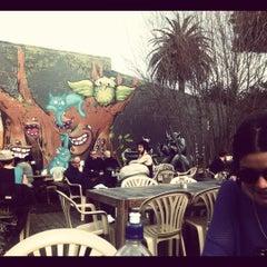 Photo taken at Baobab Café by Sera on 8/11/2012