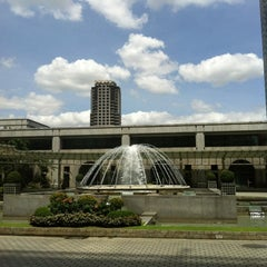 Photo taken at Asian Development Bank (ADB) by Anne S. on 3/5/2012