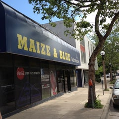 Photo taken at Maize N Blue Deli by Samuel M. on 6/2/2012