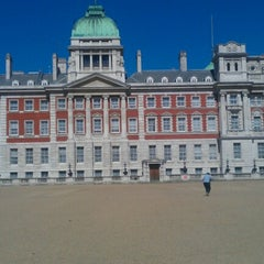 Photo taken at Horse Guards Parade by Ross B. on 9/7/2012