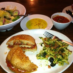 Photo taken at Bertucci's by Terrence R. F. on 5/28/2012