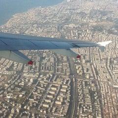 Photo taken at Terminal 1 by Avi T. on 5/17/2012