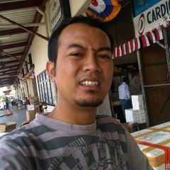 Photo taken at Terminal Cargo Bandara Juanda by Ganda K. on 8/31/2012