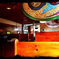 Photo taken at McMenamins Market Street Pub by Lin H. on 6/23/2012