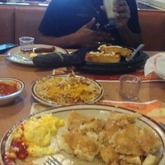 Photo taken at Denny's by Emilie A. on 6/22/2012